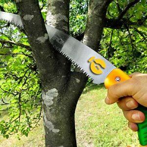Ножівки й ножі садові